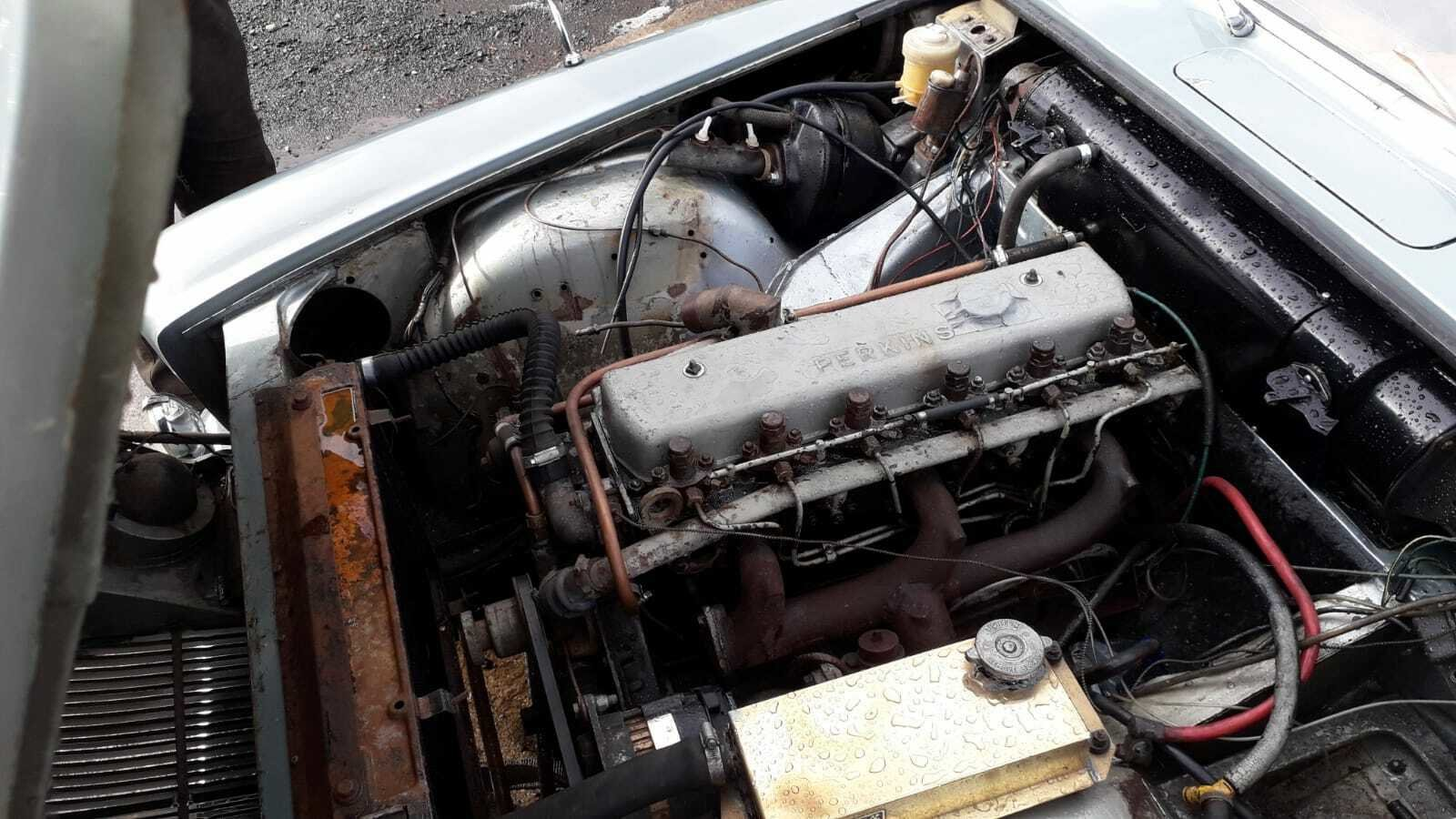 1968 JAGUAR 420 G MK10 TAX & MOT EXEMPT WORTHWHILE PROJECT  SOLD (picture 6 of 6)