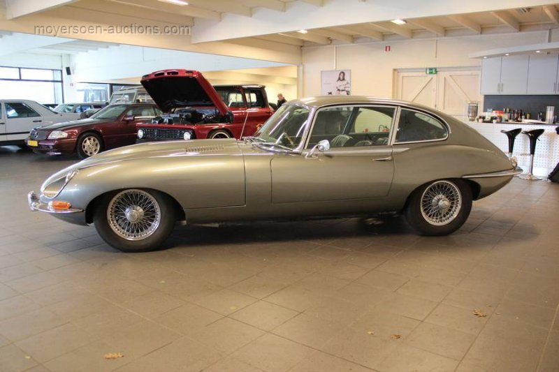 1968 JAGUAR E-type 4.2 coupe For Sale by Auction (picture 2 of 6)