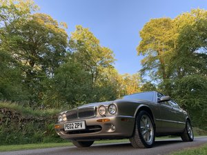 2002 Jaguar XJ8 4.0 Sovereign