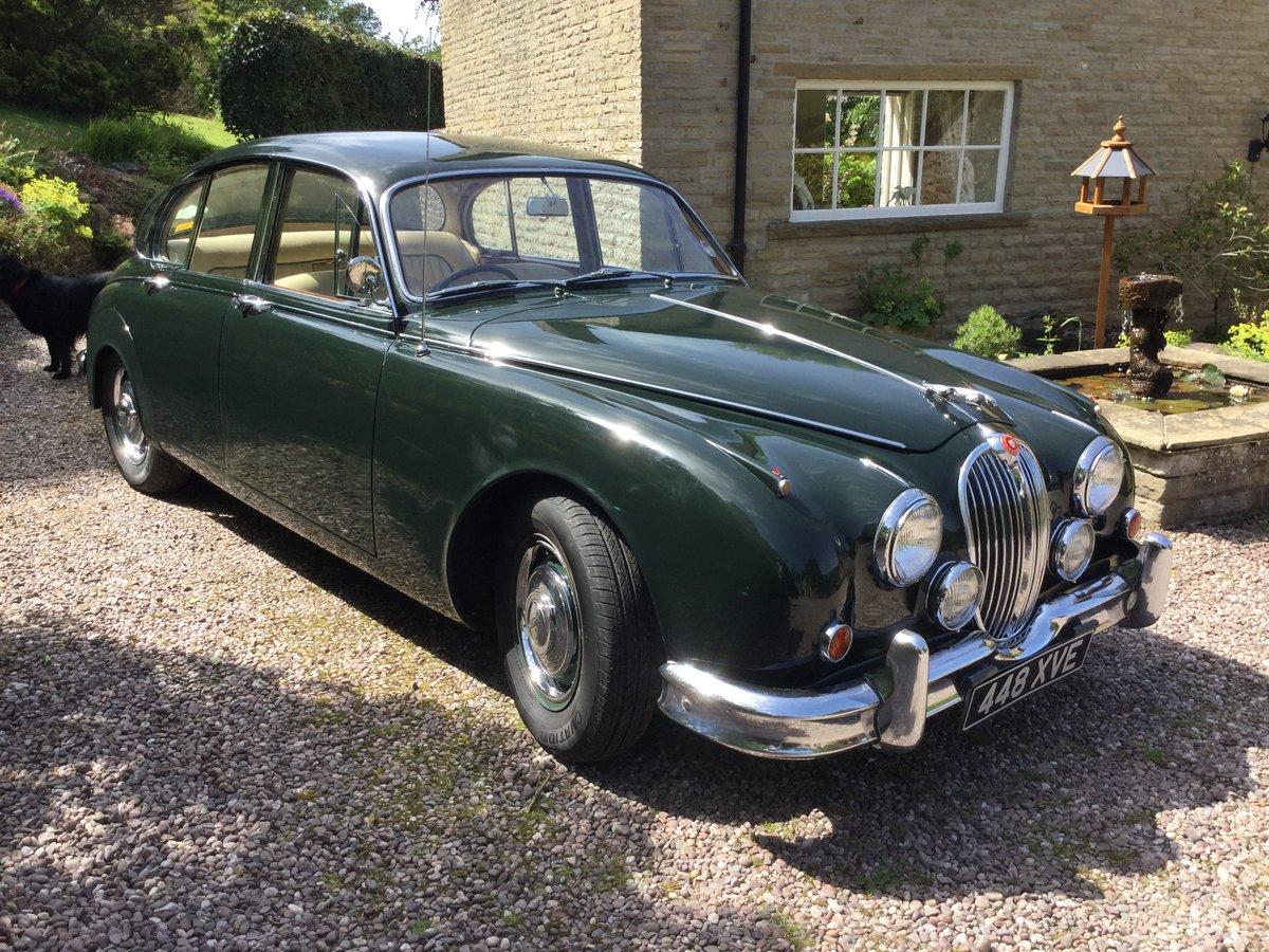 1962 Jaguar MK 2 3.4  Auto For Sale (picture 2 of 6)