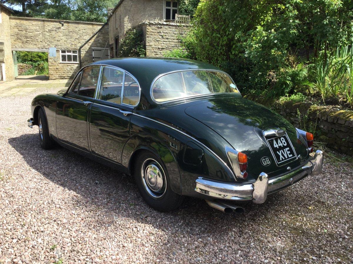 1962 Jaguar MK 2  3.4  litres For Sale (picture 3 of 6)