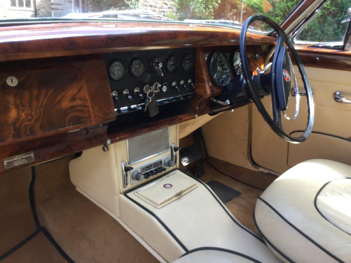 1962 Jaguar MK 2 3.4  Auto For Sale (picture 4 of 6)