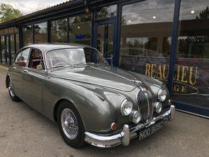 Superb 1965 Jaguar MK2 3.8 MOD SOLD