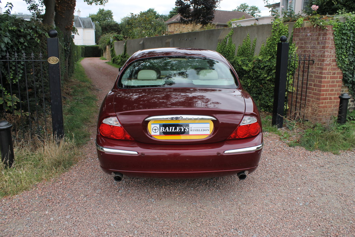 2000 Jaguar 'S' Type 3.0 SE Automatic Series I For Sale (picture 3 of 6)