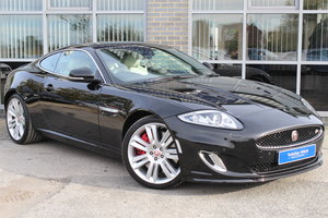 2012 62 JAGUAR XKR 5.0 V8 SUPERCHARGED AUTO