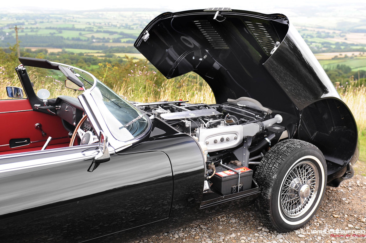 1973 Jaguar E Type Series III Roadster For Sale (picture 3 of 6)
