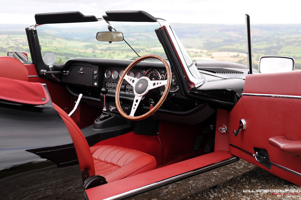 1973 Jaguar E Type Series III Roadster For Sale (picture 4 of 6)