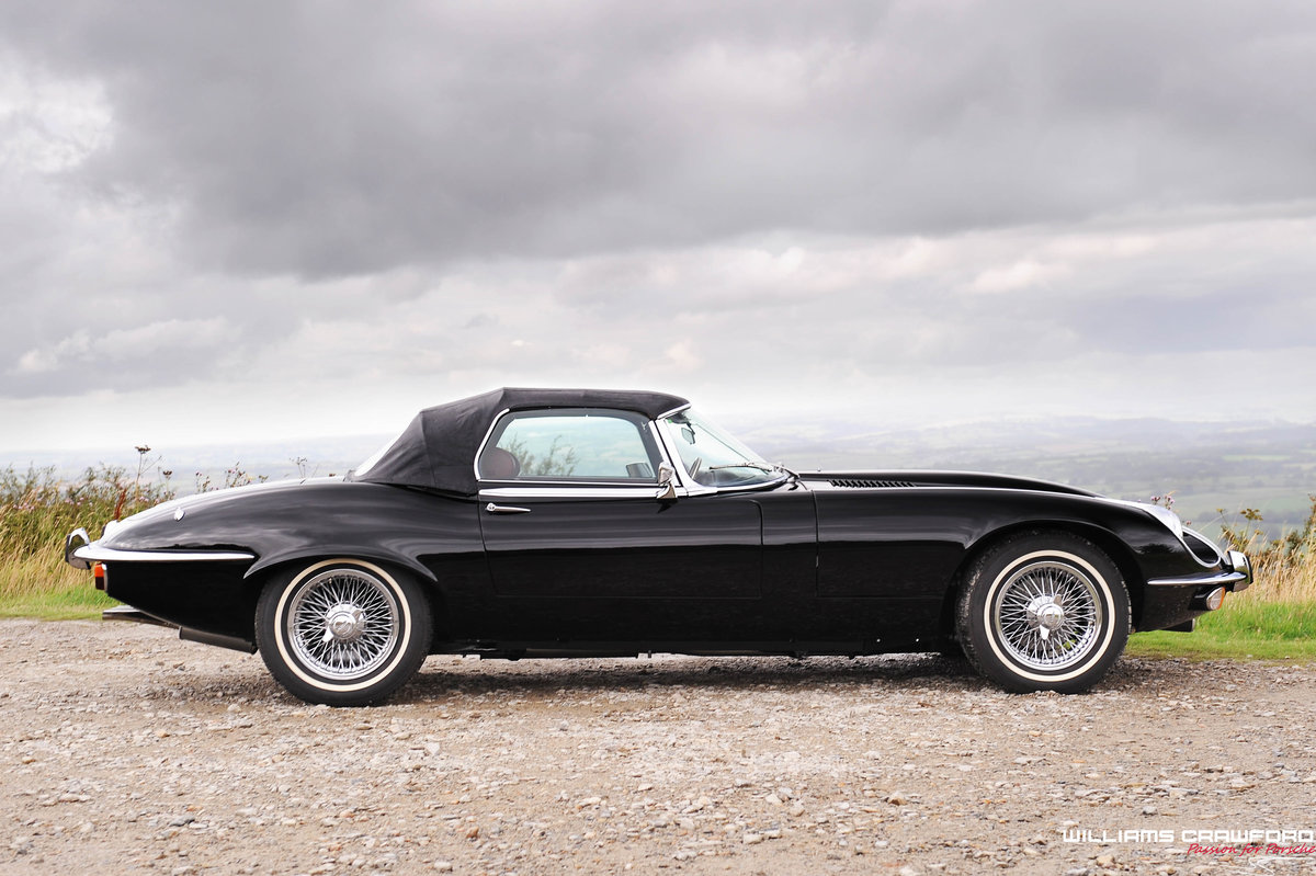 1973 Jaguar E Type Series III Roadster For Sale (picture 6 of 6)
