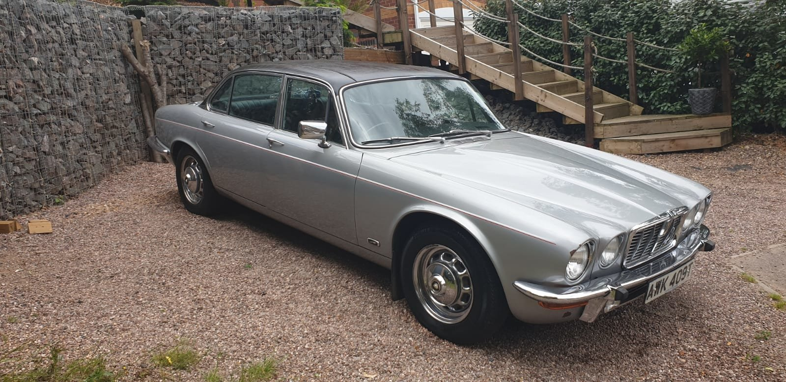 1978 Jaguar XJ12 S2 Family owned from new SOLD   Car And Classic