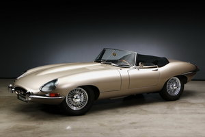 1966 Jaguar E-Type series I 4,2 ltr.  Roadster For Sale