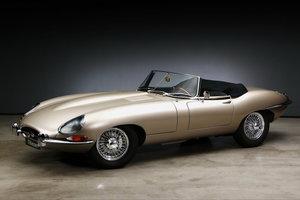 Jaguar E-Type series I 4,2 ltr.  Roadster For Sale