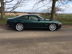 2004 JAGAUAR XKR 4.2  For Sale