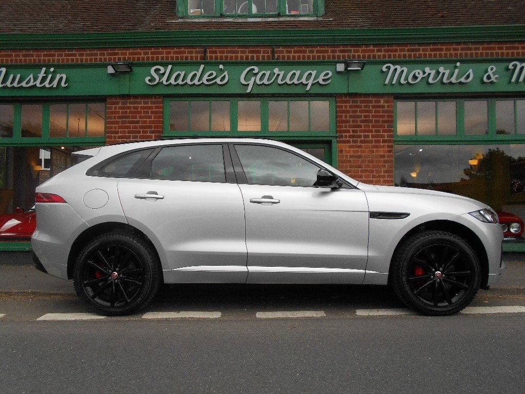 2016 Jaguar F-Pace Supercharge  SOLD (picture 1 of 4)