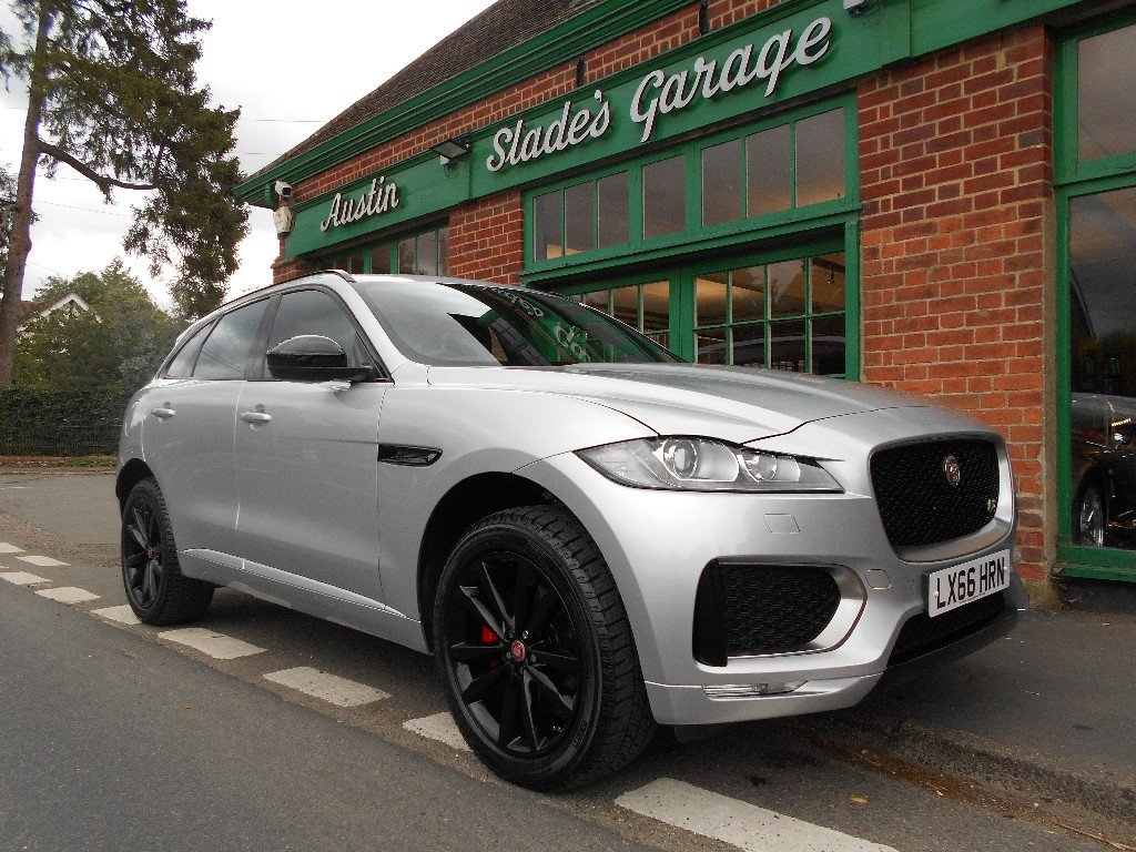2016 Jaguar F-Pace Supercharge  SOLD (picture 2 of 4)