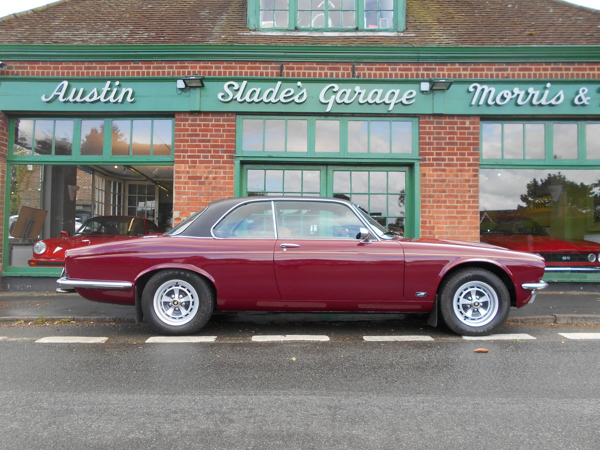 1978 Jaguar XJ 5.3 V12 Coupe Automoatic  SOLD (picture 1 of 5)