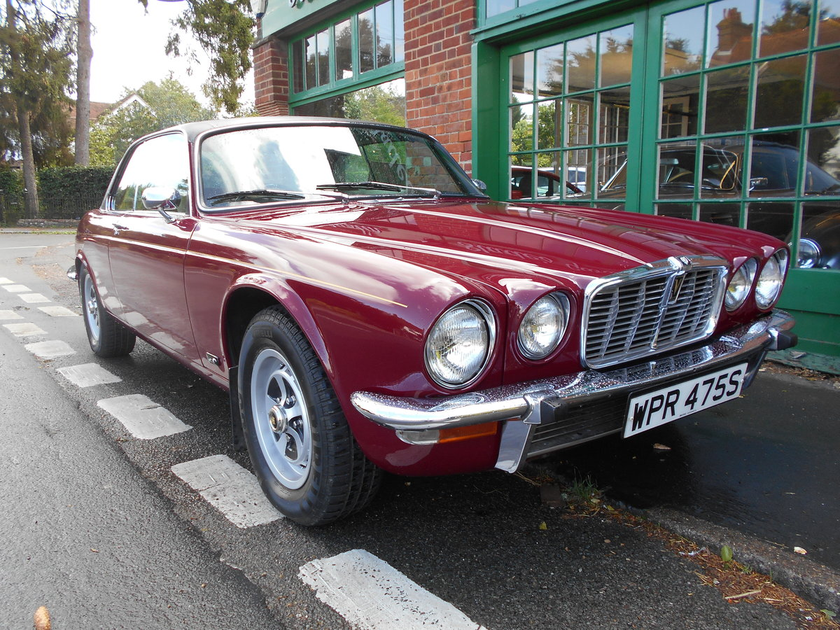 1978 Jaguar XJ 5.3 V12 Coupe Automoatic  SOLD (picture 2 of 5)