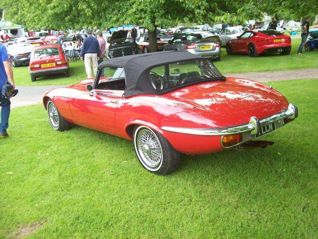 1972 JAGUAR V12 E TYPE Convertible For Sale (picture 3 of 5)