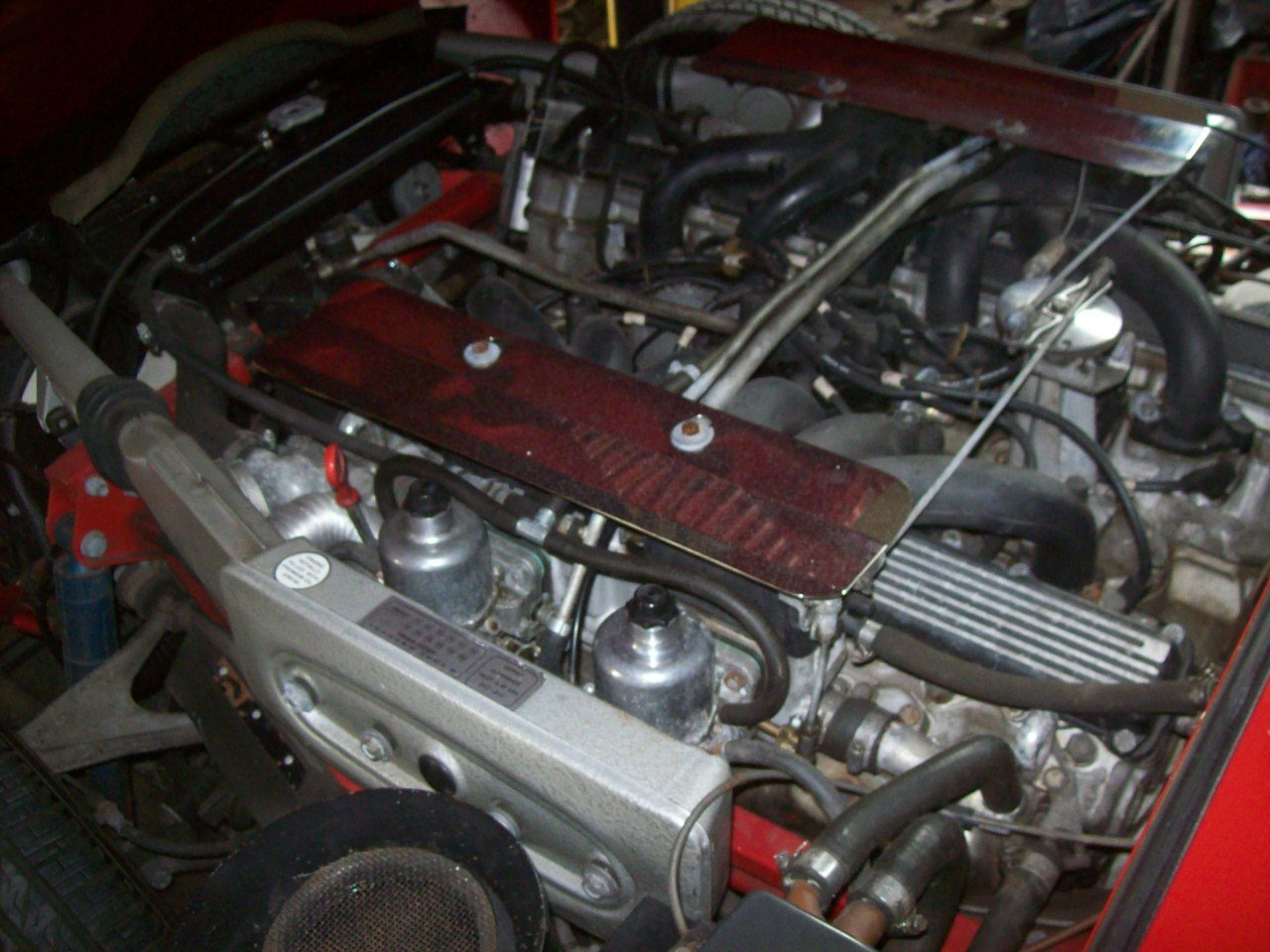1972 JAGUAR V12 E TYPE Convertible For Sale (picture 4 of 5)