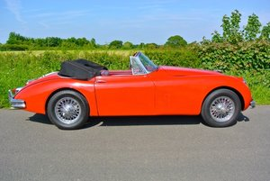 1959 Jaguar XK150 S DHC For Sale