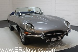 Jaguar E-type S1 Cabriolet 1967 Top restored For Sale