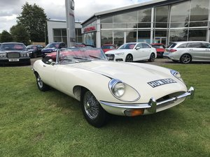 1968 Jaguar E-Type Fully Restored Convertible