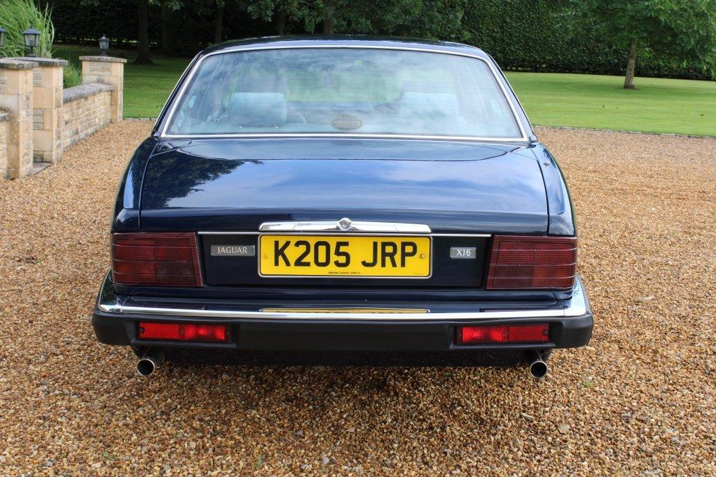 1992 JAGUAR XJ6 3.2 AUTO For Sale (picture 5 of 24)