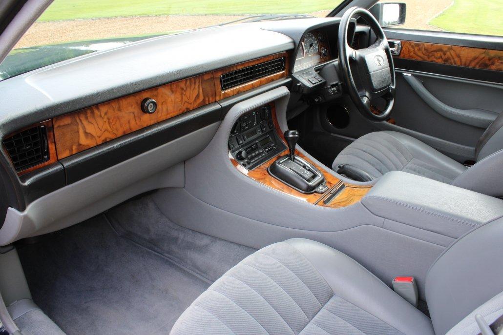 1992 JAGUAR XJ6 3.2 AUTO For Sale (picture 11 of 24)