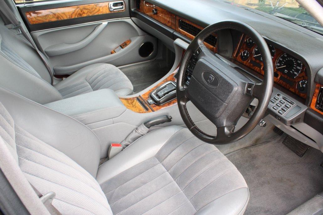 1992 JAGUAR XJ6 3.2 AUTO For Sale (picture 14 of 24)