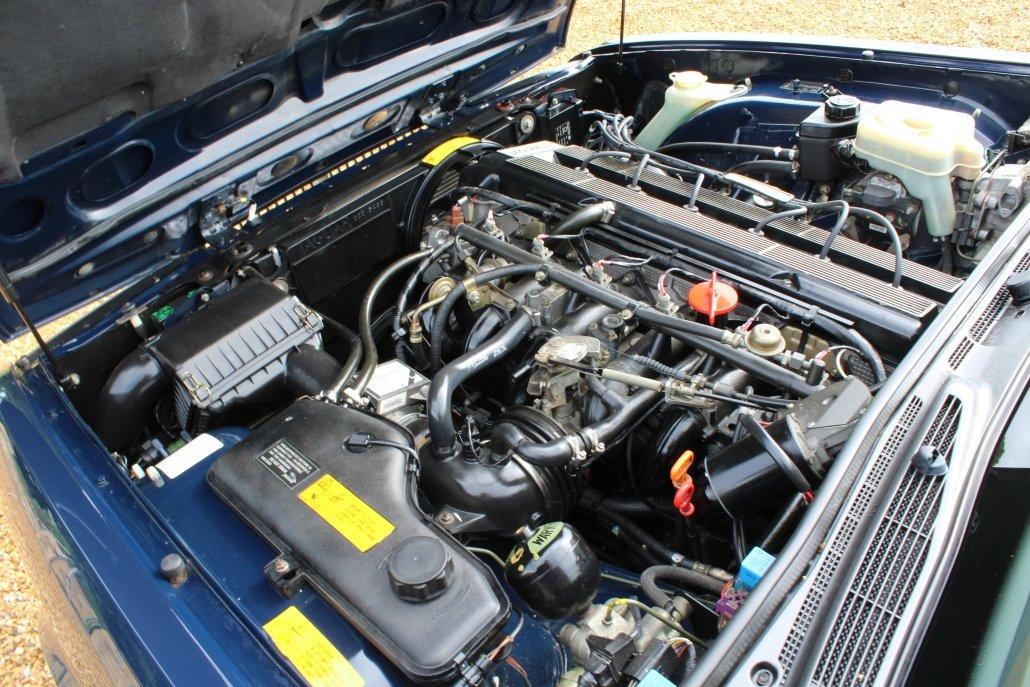 1992 JAGUAR XJ6 3.2 AUTO For Sale (picture 21 of 24)