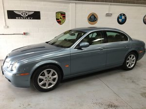 2005 Jaguar S Type 1 owner from new, outstanding condit For Sale