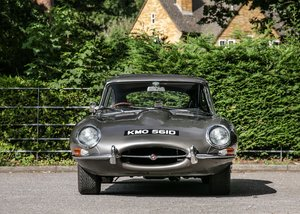 1966 Jaguar E-Type Series I 2+2 Fixedhead Coup (4.2 litre) SOLD by Auction