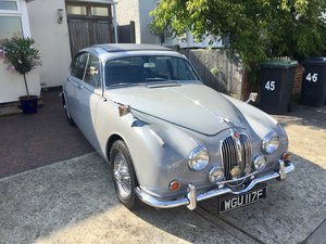 1968 Jaguar Mk2 340  RHD, Manual For Sale