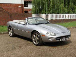 2000 Jaguar XK8 4.0 Convertible Auto at ACA 24th August  For Sale