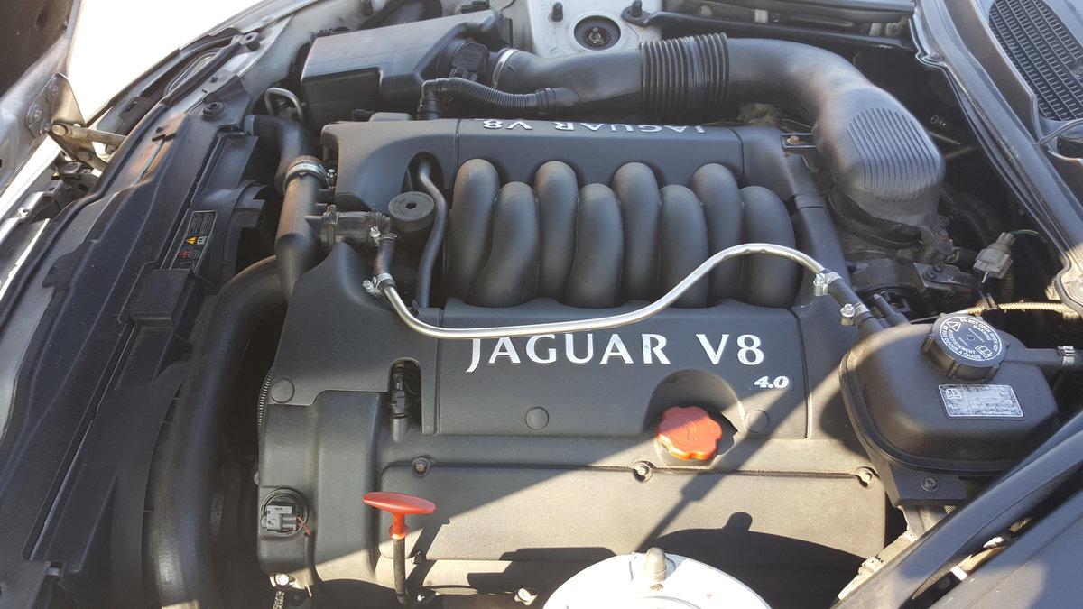 2001 JAGUAR XK8 CONVERTIBLE For Sale (picture 5 of 6)