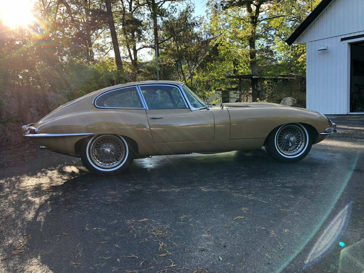 1962 Jaguar E-Type Serie 1 FHC , Great Car! For Sale (picture 1 of 6)