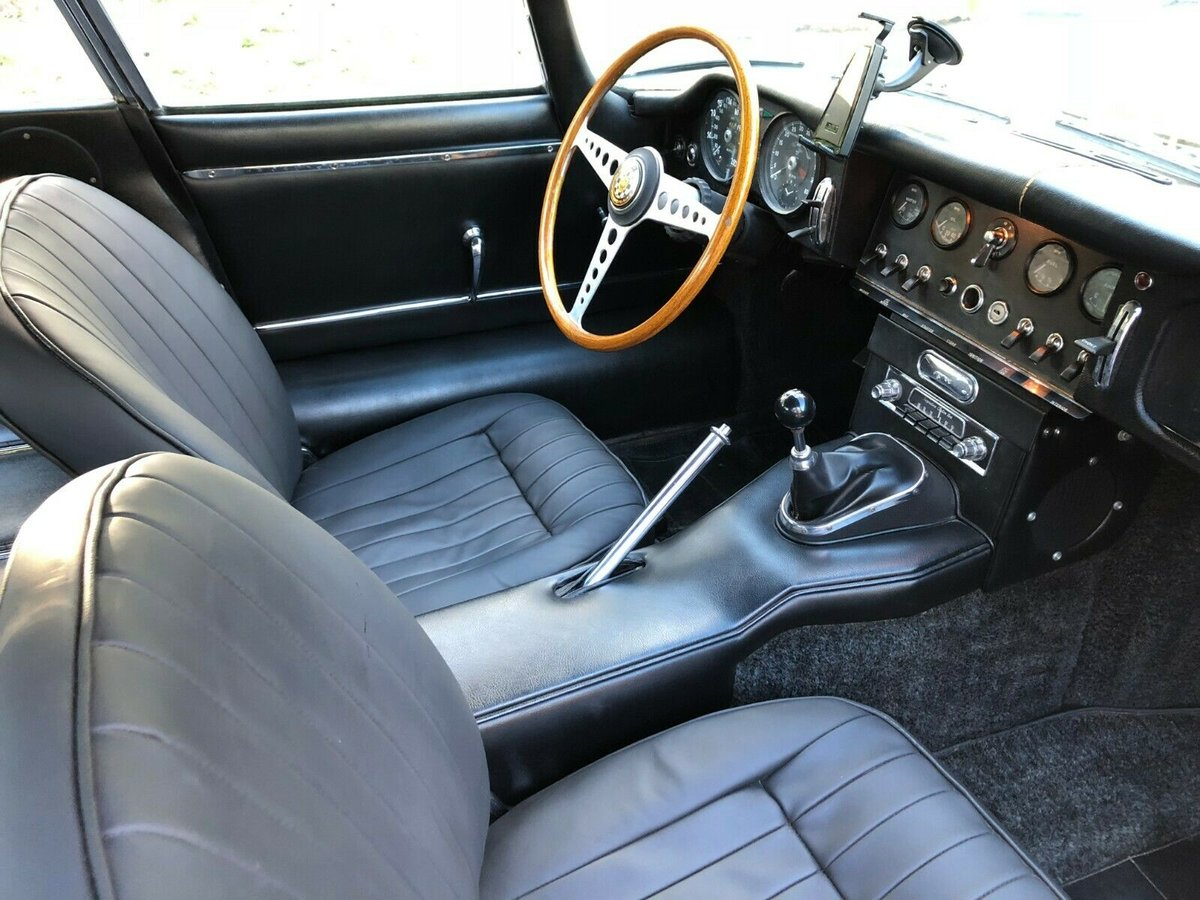 1962 Jaguar E-Type Serie 1 FHC , Great Car! For Sale (picture 2 of 6)
