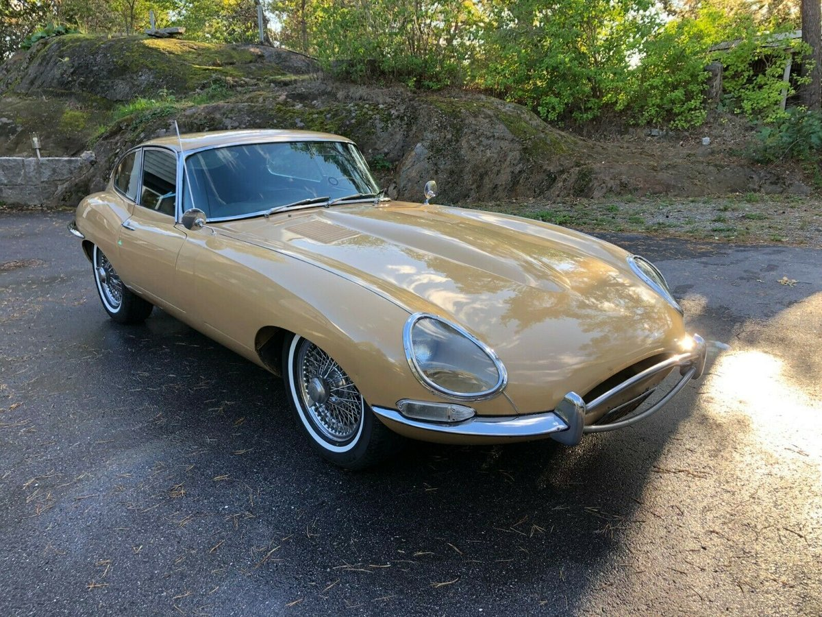 1962 Jaguar E-Type Serie 1 FHC , Great Car! For Sale (picture 4 of 6)