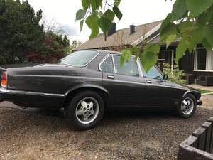 1985 Xj 12 HE 5,3 Sovereign Quite nice shape, LHD