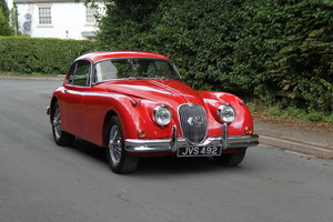 1957 Jaguar XK150 3.4 FHC, Matching No's & Colours For Sale