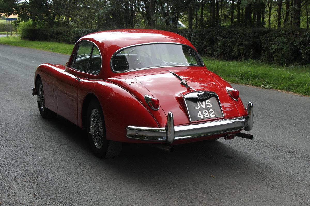 1957 Jaguar XK150 3.4 FHC, Matching No's & Colours For Sale (picture 5 of 19)