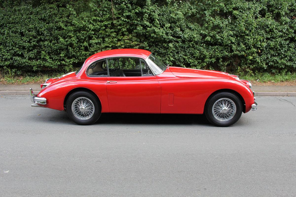 1957 Jaguar XK150 3.4 FHC, Matching No's & Colours For Sale (picture 7 of 19)