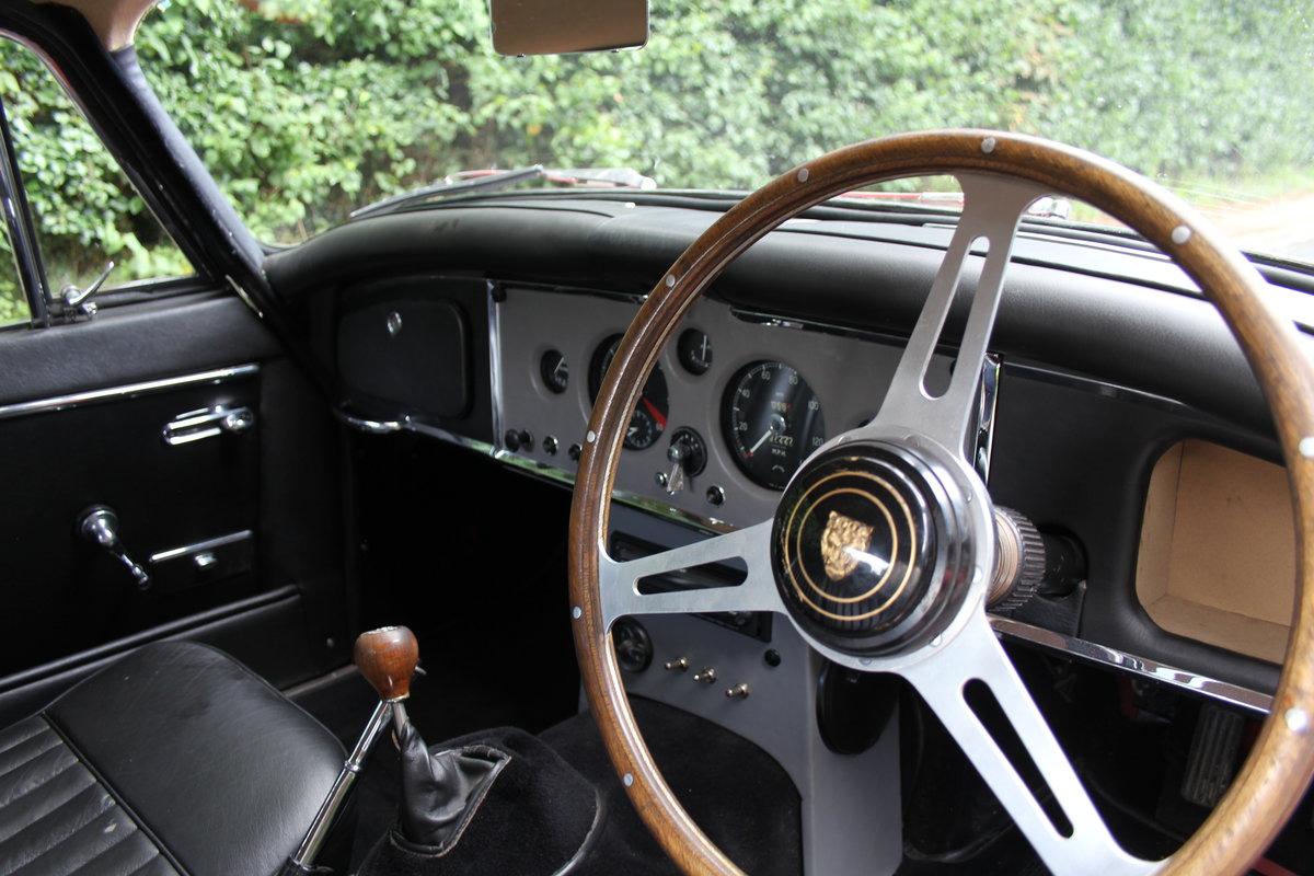 1957 Jaguar XK150 3.4 FHC, Matching No's & Colours For Sale (picture 8 of 19)