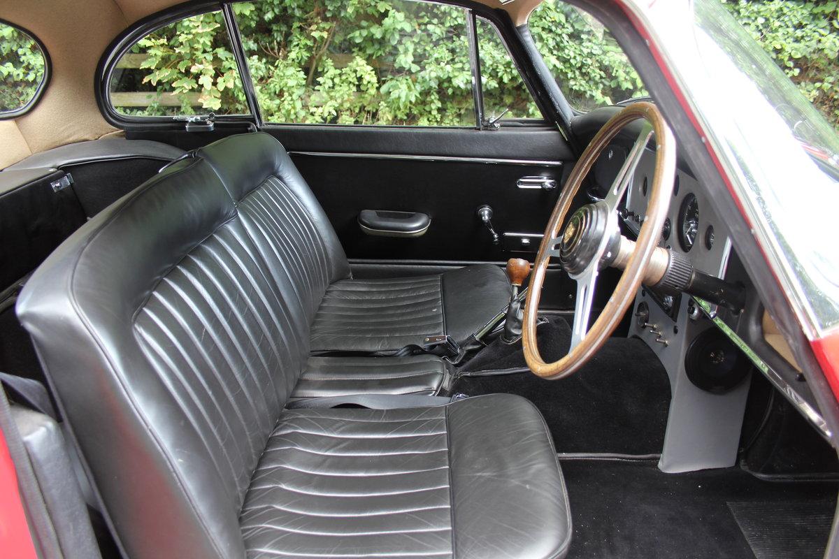 1957 Jaguar XK150 3.4 FHC, Matching No's & Colours For Sale (picture 9 of 19)