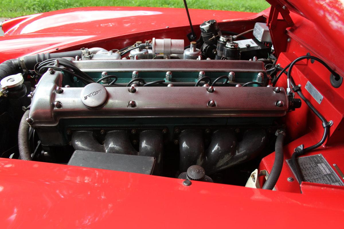 1957 Jaguar XK150 3.4 FHC, Matching No's & Colours For Sale (picture 18 of 19)