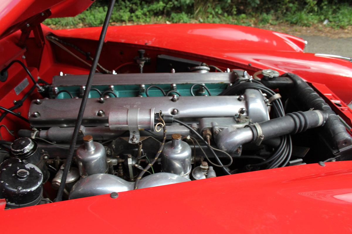1957 Jaguar XK150 3.4 FHC, Matching No's & Colours For Sale (picture 19 of 19)