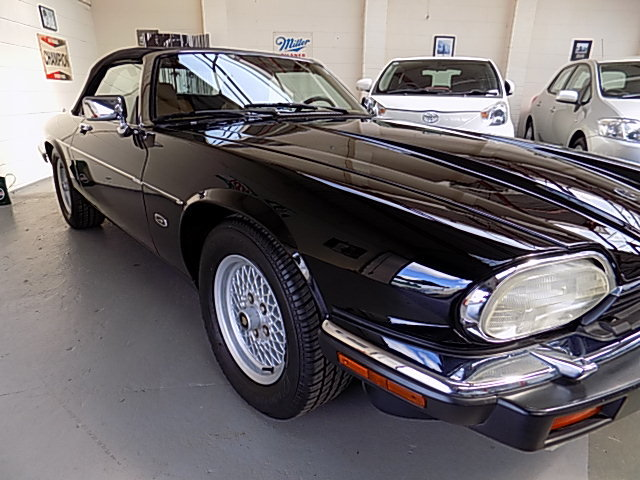 XJS Convertible V12 5.3 1992 Automatic STUNNING Texas import For Sale (picture 2 of 6)