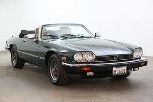 1990 Jaguar XJS Cabriolet