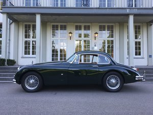 1957 JAGUAR XK150 FHC AUTOMATIC For Sale