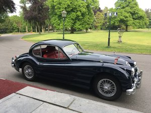 1955 JAGUAR XK140 SE FHC For Sale