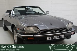 Jaguar XJS Cabriolet V12 1991 Only 84,820 km For Sale